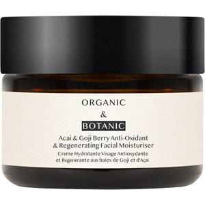 Organic & Botanic - Moisturizer - Acai+Goji Berry Moisturiser
