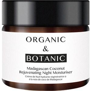 Organic & Botanic - Madagascan Coconut - Rejuvenating Night Moisturiser