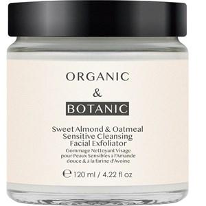 Organic & Botanic - Reinigung - Almond+Oatmeal Cleansing Exfoliator