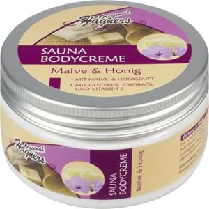 Original Hagners - Spezialpflege - Malve & Honig Sauna-Bodycreme