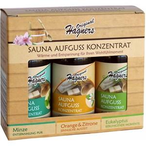 Original Hagners - Special care - Saunavergnügen