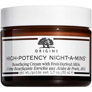 Origins - Anti-ageing skin care - High-Potency Night-A-Mins Resurfacing Cream With Fruit-Derived AHAs