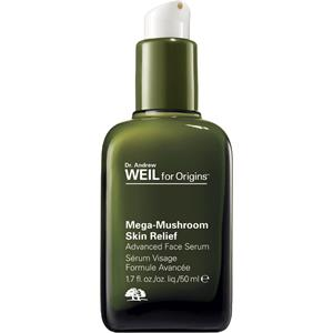 Image of Origins Gesichtspflege Augenpflege Dr. Andrew Weil for Origins Mega-Mushroom Skin Relief Advanced Face Serum 30 ml