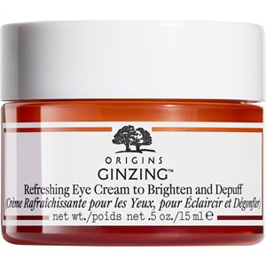 Origins - Augenpflege - GinZing Refreshing Eye Cream To Brighten and Depuff