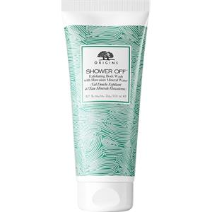 Origins - Bain & Corps - Shower Off Exfoliating Body Wash With Hawaiian Mineral Water