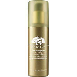 Origins - Moisturising care - Plantscription Powerful Lifting Neck and Decolleté Treatment