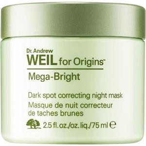 Origins - Maschere - Dr. Andrew Weil for Origins Mega-Bright Dark Spot Correcting Night Mask