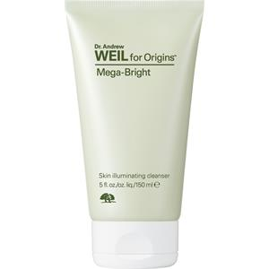 Origins - Puhdistus ja kuorinta - Dr. Andrew Weil for Origins Mega-Bright Skin Illuminating Cleanser