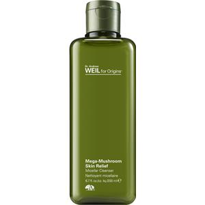 Origins - Puhdistus ja kuorinta - Dr. Andrew Weil for Origins Mega-Mushroom Skin Relief Micelllar Cleanser