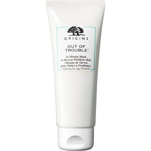 Origins - Cleansing & Peeling - Out Of Trouble 10 Minute Mask To Rescue Problem Skin