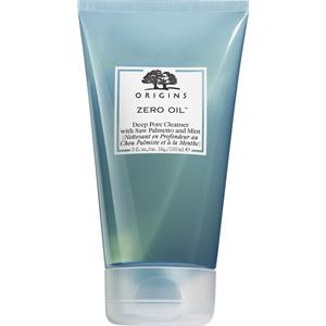 Origins - Cleansing & Peeling - Zero Oil Deep Pore Cleanser With Saw Palmetto And Mint
