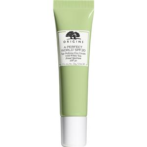 Origins - Vorbeugung Hautalterung - A Perfect World Age-Defense Eye Cream SPF 20