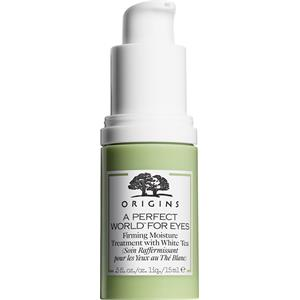 Origins - Ihon ikääntymisen ehkäisy - A Perfect World For Eyes Firming Moisture Treatment With White Tea
