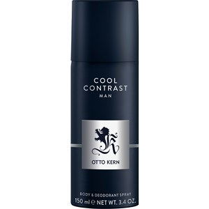 Otto Kern - Cool Contrast - Body & Deodorant Spray