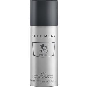 Otto Kern - Full Play - Deodorant Spray
