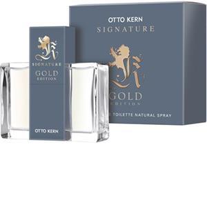 Otto Kern - Signature Gold Edition Man - Eau de Toilette Spray