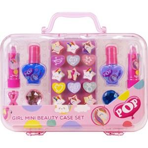 POP - Kinderschminke - Beauty Köfferchen