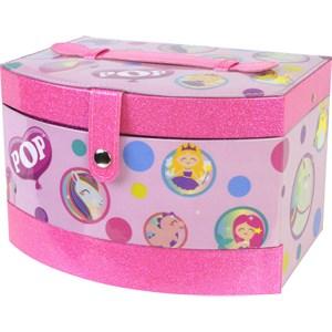 POP - Kinderschminke - Schminkköfferchen zum Aufklappen