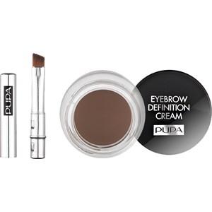 PUPA Milano - Augenbrauen - Eyebrow Definition Cream