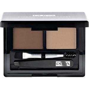 PUPA Milano - Augenbrauen - Eyebrow Design Set