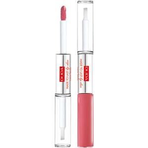 PUPA Milano - Lipgloss - Made To Last Lip Duo