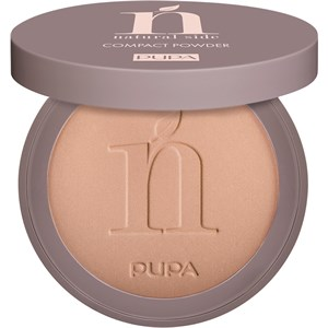 PUPA Milano - Puder - Natural Side Compact Powder