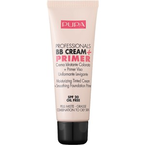 PUPA Milano - Tagespflege - Professionals  BB Cream + Primer Combination To Oily Skin