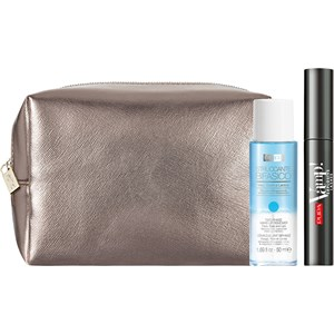 PUPA Milano - Wimperntusche - Kit Vamp! Explosive Lashes & Two-Phase Make-Up Remover Special Size