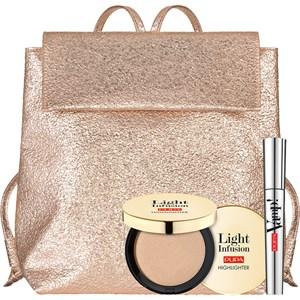 PUPA Milano - Wimperntusche - Kit Vamp! & Light Infusion Highlighter