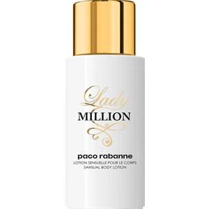 Image of Paco Rabanne Damendüfte Lady Million Body Lotion 200 ml