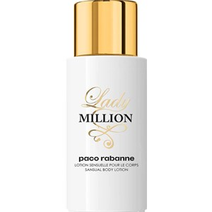 Paco Rabanne - Lady Million - Body Lotion