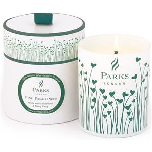 Parks - Fine Fragrance Candle Collection - Vanilla Sandalwood