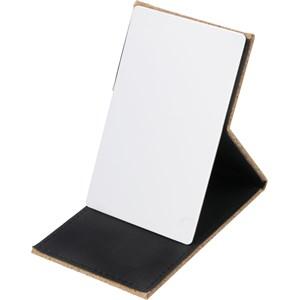 Parsa Beauty - Spiegel - Taschenspiegel Kork