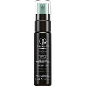 Paul Mitchell - Awapuhi - Styling Treatment Oil