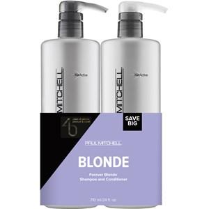 Paul Mitchell - Blonde - Gift set