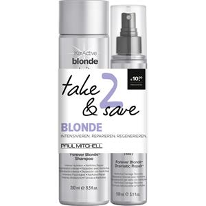 Paul Mitchell - Blonde - Save on Duo Set