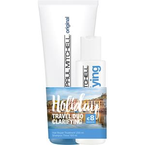 Paul Mitchell - Clarifying - Holiday Travel Duo