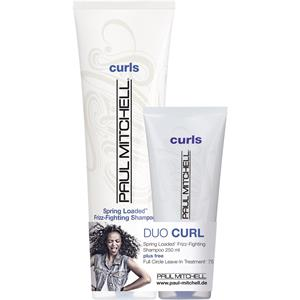 Paul Mitchell - Curls - Duo curls Shampoo & Full Circle Leave-In Treatment