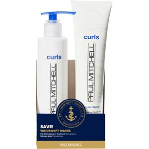 Paul Mitchell - Curls - Windswept Waves Nautical Duo