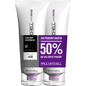 Paul Mitchell - Extra Body - Sculpting Gel Duo