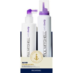 Paul Mitchell - Extra Body - Volume on Deck Nautical Duo