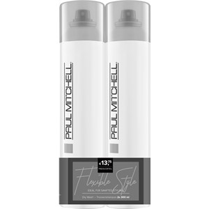 Paul Mitchell - Flexiblestyle - Dry Wash Duo Set