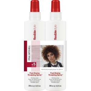 Paul Mitchell - Flexiblestyle - Fast Drying Sculpting Spray Duo Set