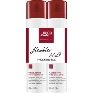 Paul Mitchell - Flexiblestyle - Super Clean Spray Duo Set