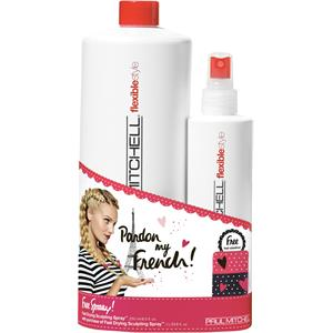 Paul Mitchell - Flexiblestyle - Pardon my French Duo