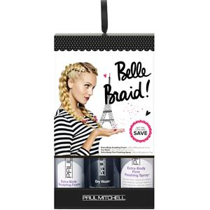 Paul Mitchell - Extra Body - Pardon my French Belle Braid Collection