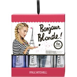 Paul Mitchell - Take Home - Pardon my French Bonjour Blonde Collection