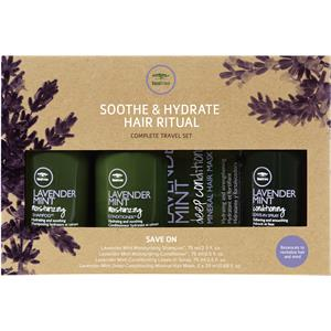 Paul Mitchell - Tea Tree Lavender Mint - Soothe & Hydrate Travel Set