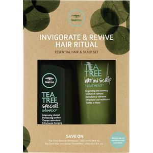 Paul Mitchell - Tea Tree Special - Invigorate & Revive Hair Rituals Set