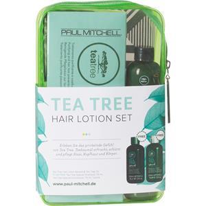 Paul Mitchell Haarpflege Tea Tree Special Tea Tree Hair Lotion Set Reinigende Pflegelotion 12 x 6 ml + Tea Tree Special Shampoo 75 ml + 75 ml Tea Tree Special Shampoo + Tea Tree Special Conditioner 75 ml 1 Stk.